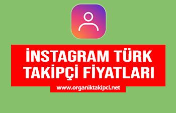Instagram Türk Takipçi Fiyatları