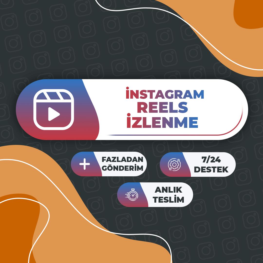Instagram Reels İzlenme